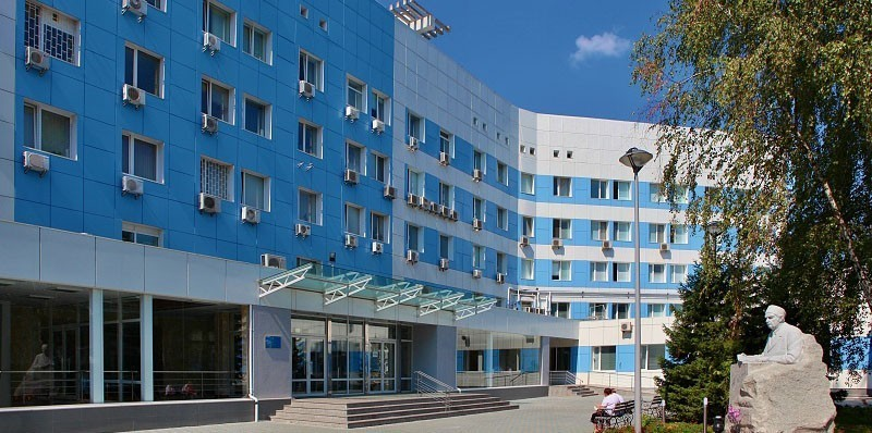 ДУ «Национальный институт хирургии и трансплантологии им. О.О. Шалимова» НАМН Украины