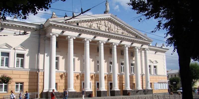 объект театр