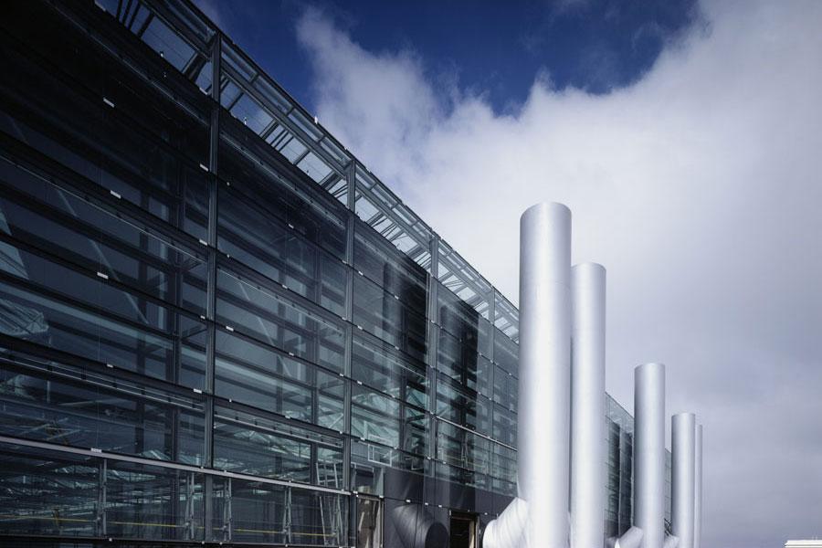 Fassade_Flughafen_Muechen