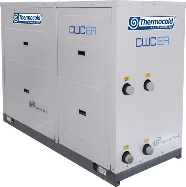 Чиллер для охлаждения воды Thermocold CWC EA