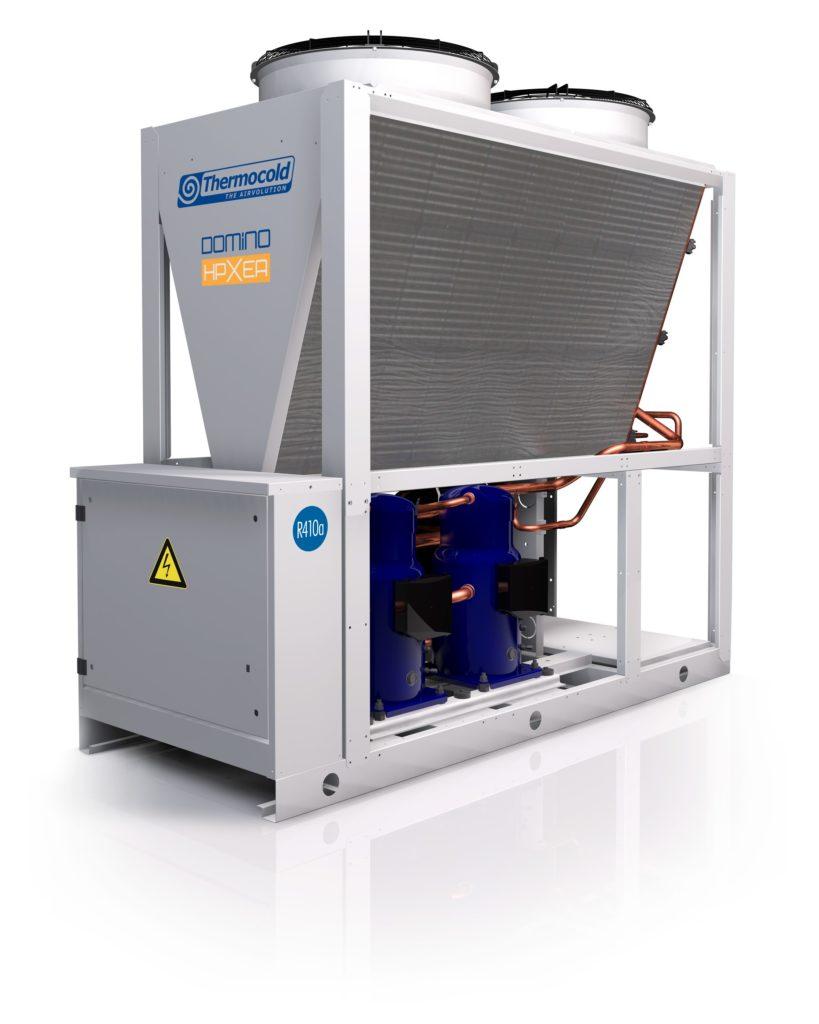 тепловой насос для охлаждения воды Thermocold DOMINO HP XEA