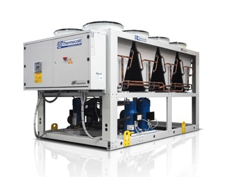 Чиллер для охлаждения воды Thermocold AWA XEA