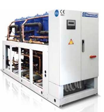 Тепловой насос вода-вода CWC PROZONE GEO