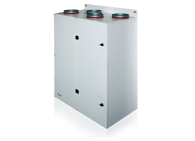 приточно-вытяжная установка с охладителем Roccheggiani dru