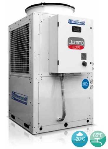 Тепловий насос воздух-вода domino exr h