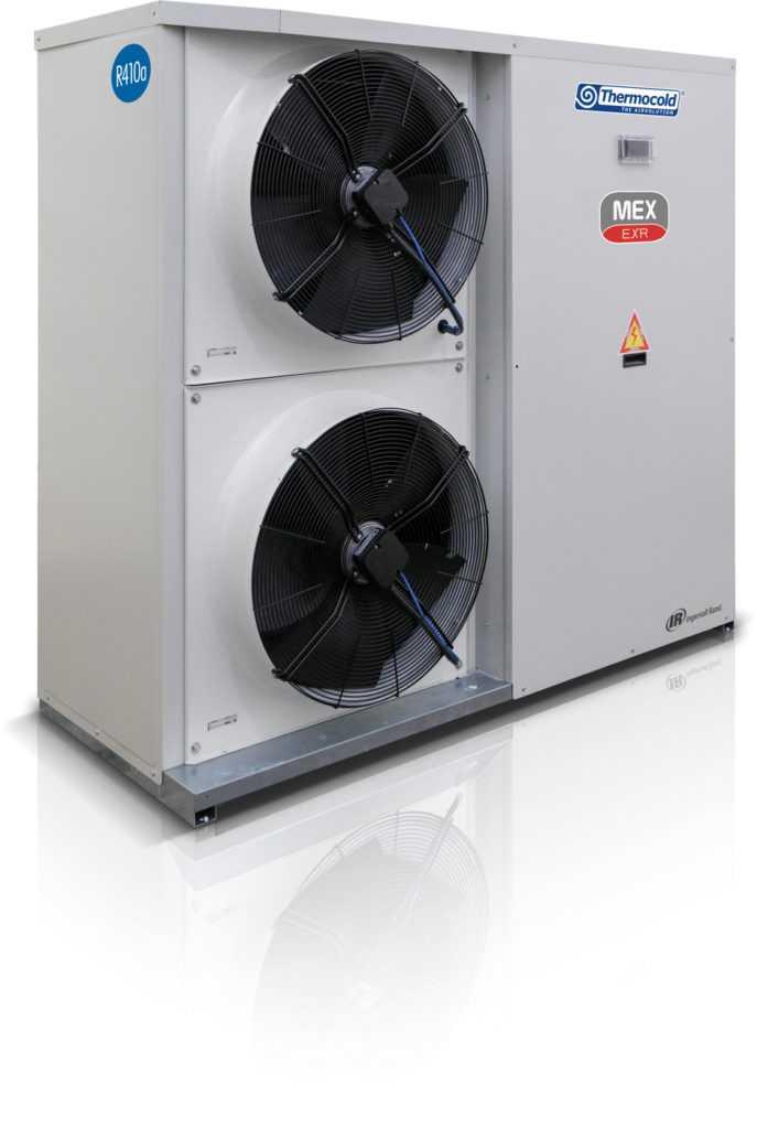 Теплонасос воздух-вода Thermocold MEX EXR