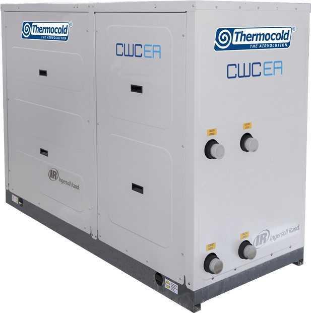 Чилер з водяним охолодження Thermocold CWC EA