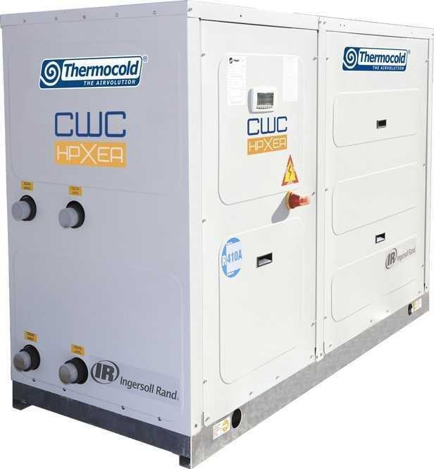 Тепловий насос вода-вода CWC HP XEA