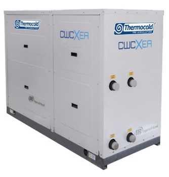 промышленные тепловые насосы воздух вода