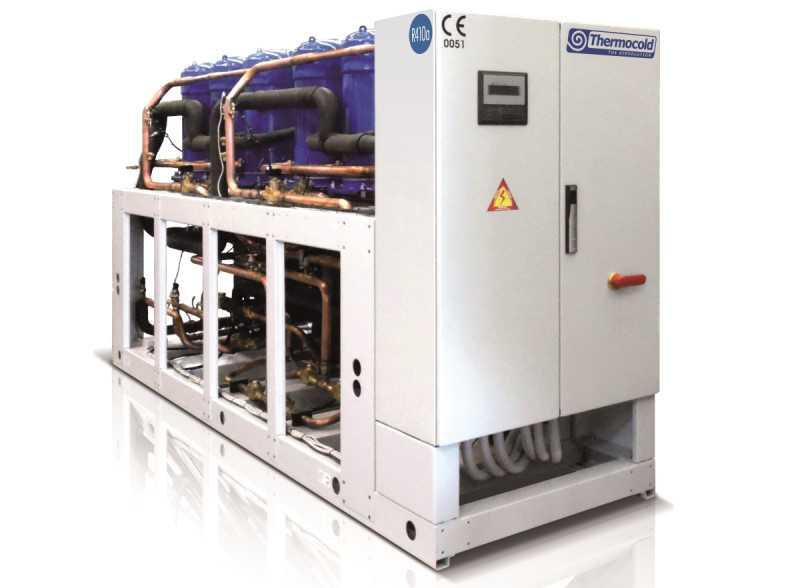 геотермальный промышленный тепловой насос