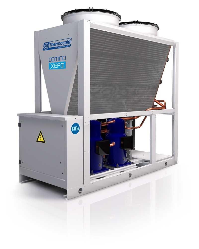 Чилер повітря вода Thermocold DOMINO XEA II (серія C) від виробника