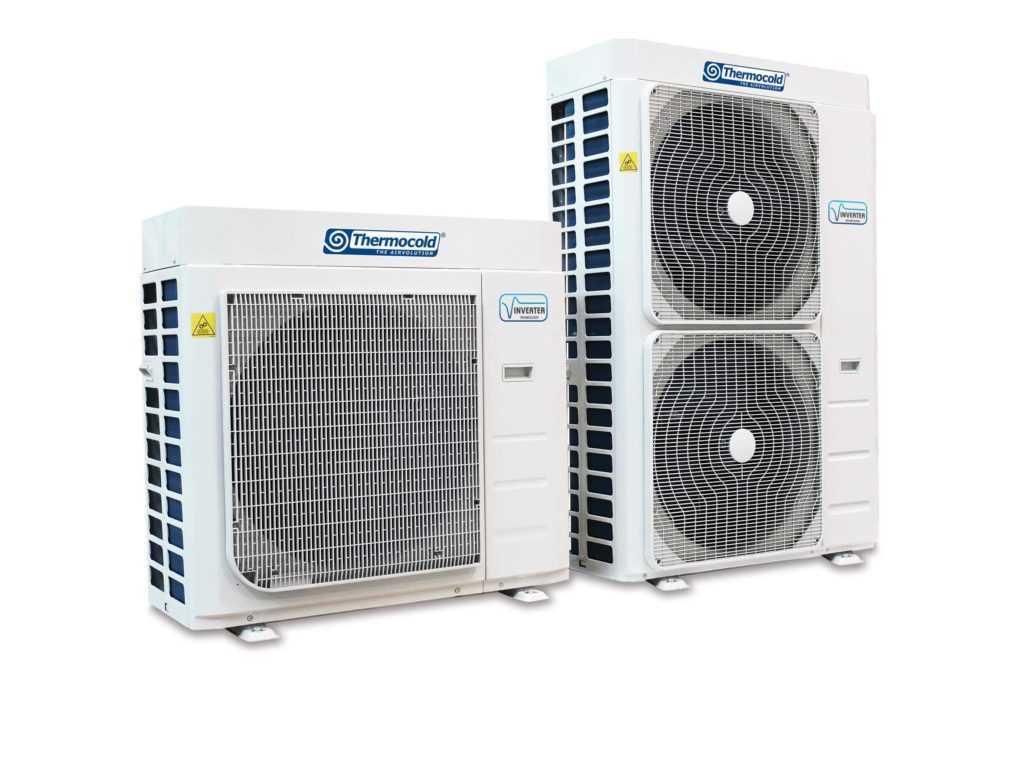 тепловий насос повітря-вода Thermocold MEX VS