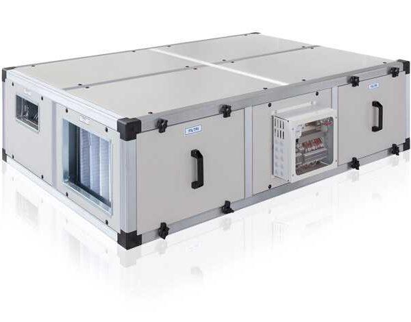 приточно вытяжная установка с рекуперацией тепла и охлаждением HRU