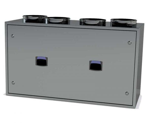 компактная приточно вытяжная установка Optima