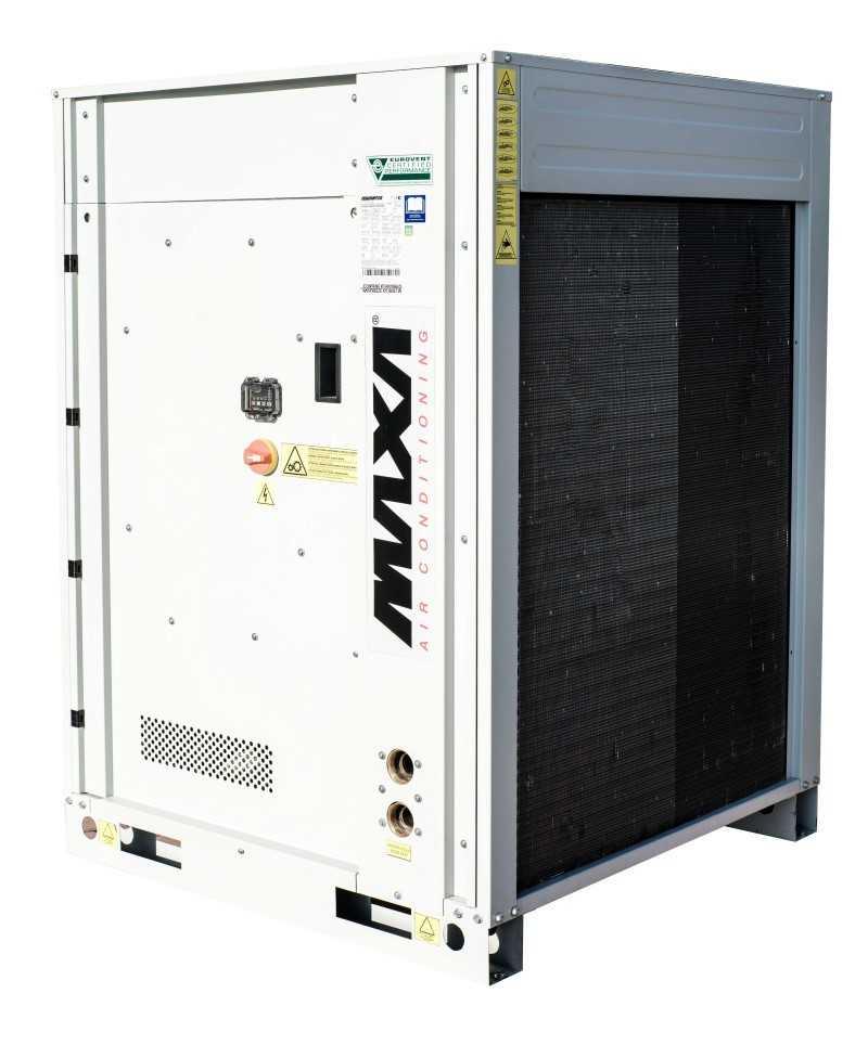 інверторний теплонасос повітря-вода maxa i-hp