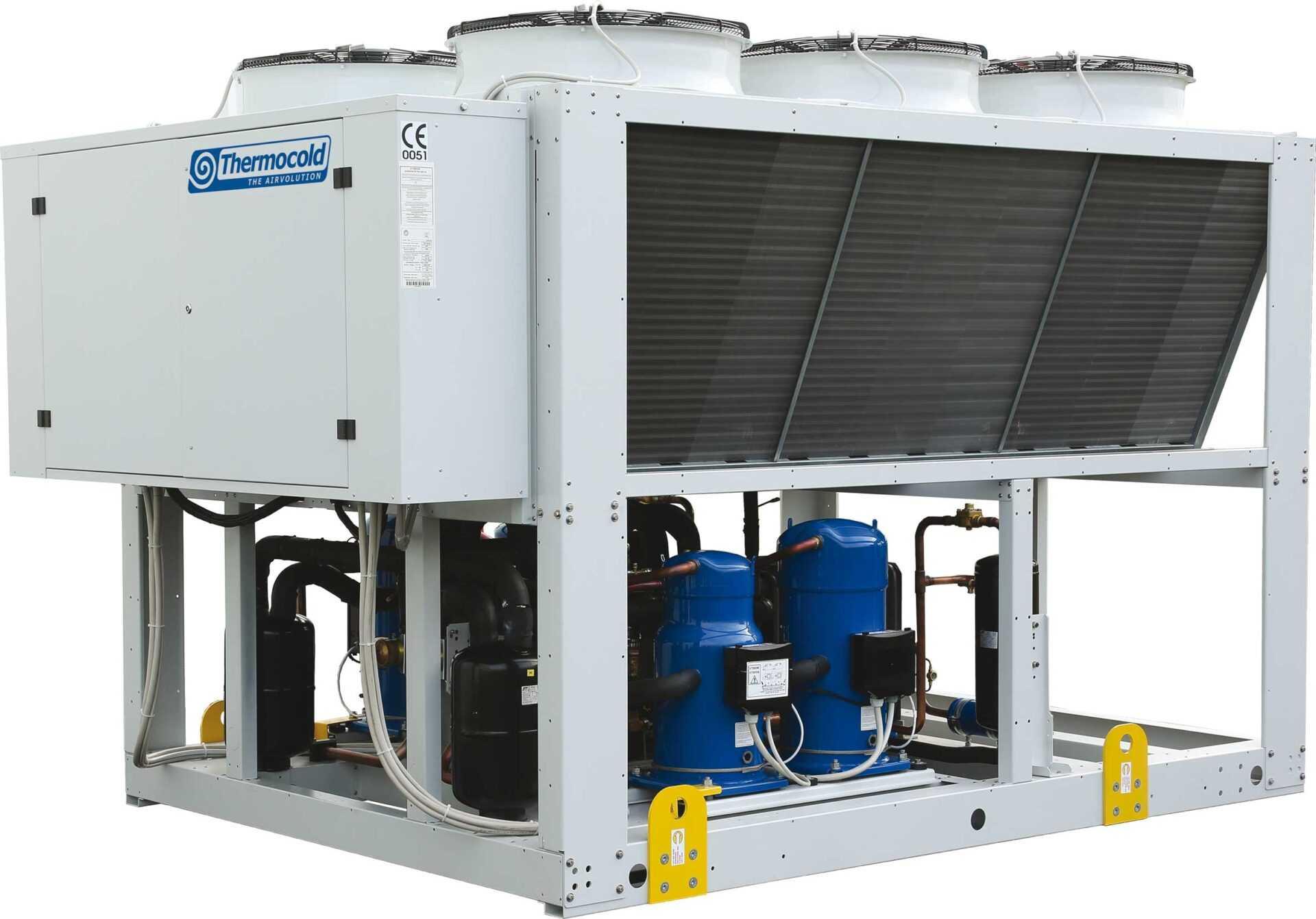 Многофункциональный воздушно-водяной блок для наружной установки QUATTRO PROZONE