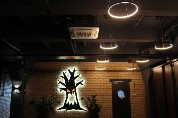 вентиляция в офисном здании